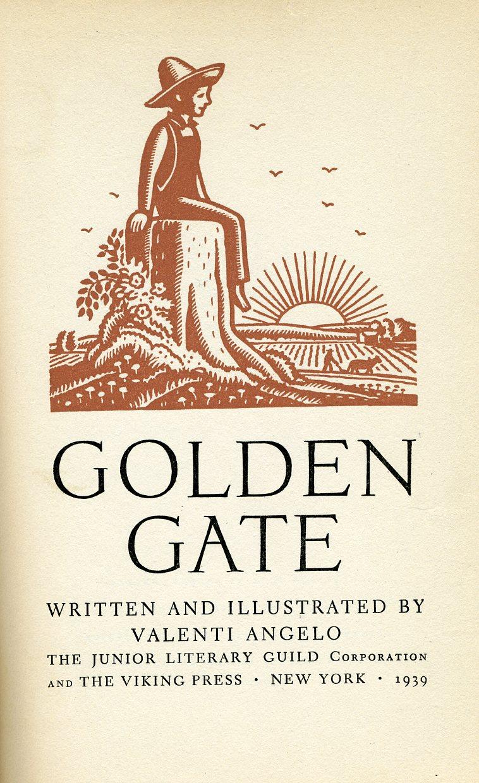Golden Gate, Valenti Angelo