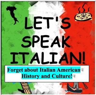South of Rome–West of Ellis Island | i-ITALY